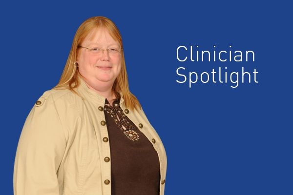 christina dorcas profile shot clinician spotlight
