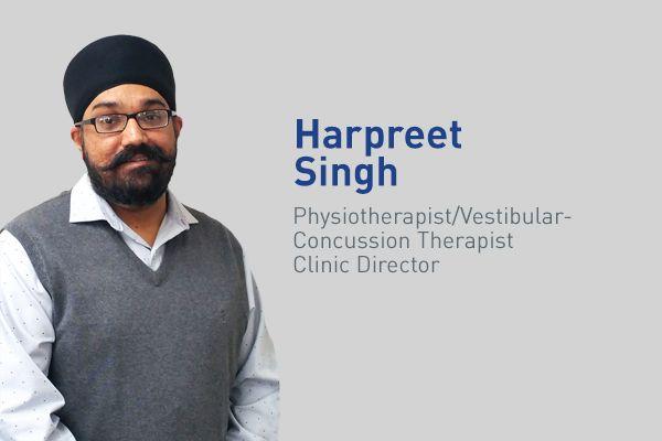 Head shot of Harpreet Singh